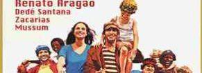 Renato Aragão, Zacarias, Mussum, Dedé Santana, Louise Cardoso