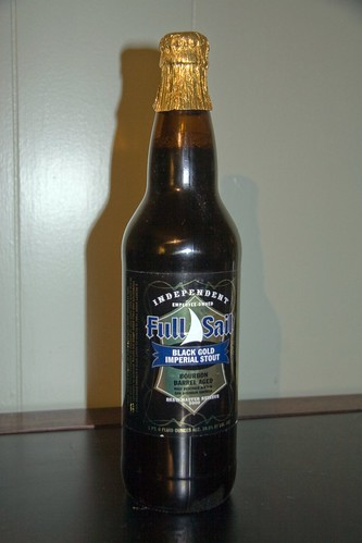 2009 Full Sail Black Gold Imperial Stout