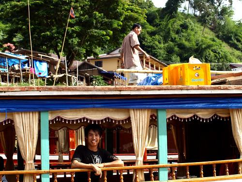 Mekong - Pak Beng
