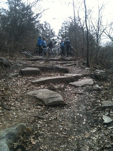 Rode 2/3 of the way up this! :)