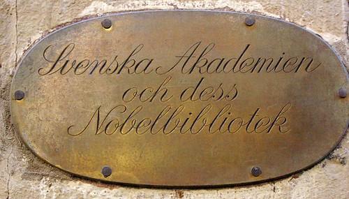 Nobel museum Stockholm1