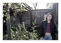 Manuela Vicente by Indie (indiefotografia) Tags: blackandwhite nature fashion rock vintage uruguay book modelo indie rocha lapaloma nikond3100