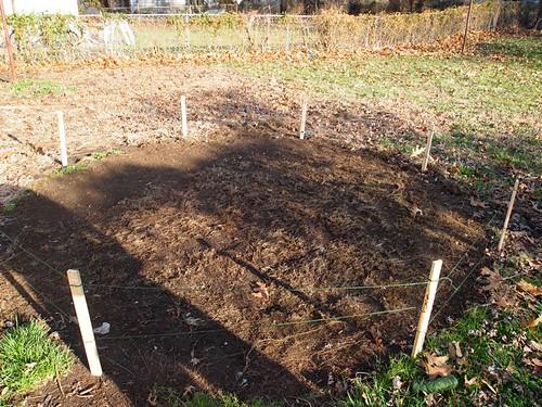 Circle of dirt