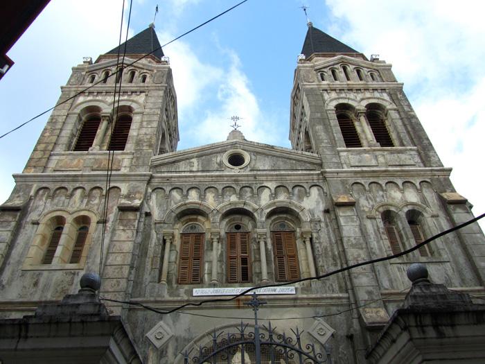 St. Josephs Cathedral - Zanzibar