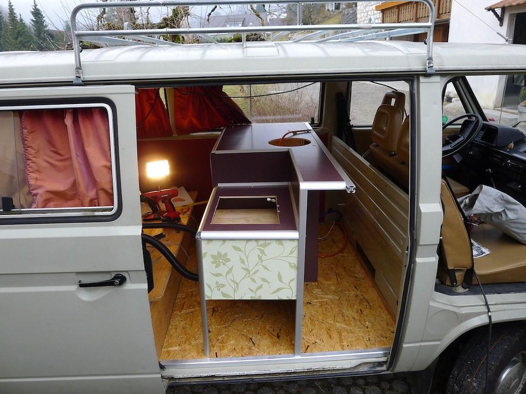 Kücheneinbau  The World's Best Photos of kücheneinbau and vw - Flickr Hive Mind