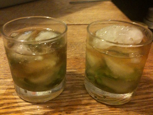 kentucky mint juleps