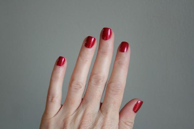 nail shellac, day 3