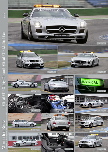 2003 Mercedes Benz Clk55 Amg F1 Safety Car. The SLS AMG Official F1™
