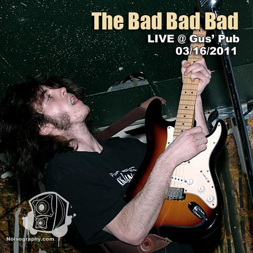 Bad Bad Bad - LIVE Album Artwork