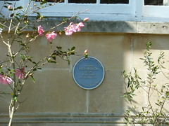 Photo of Ralph Richardson blue plaque