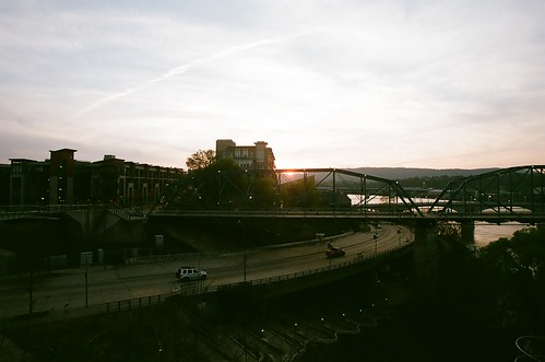 chattanooga sunset