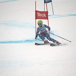 Zane Torres, K1 Big White Racer, 10th in GS at Mt. Washington K1 Provincials