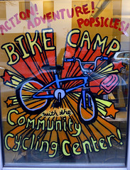 Bike Camp Window