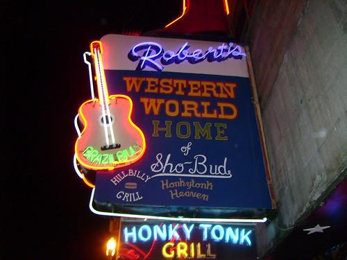 Robert's!