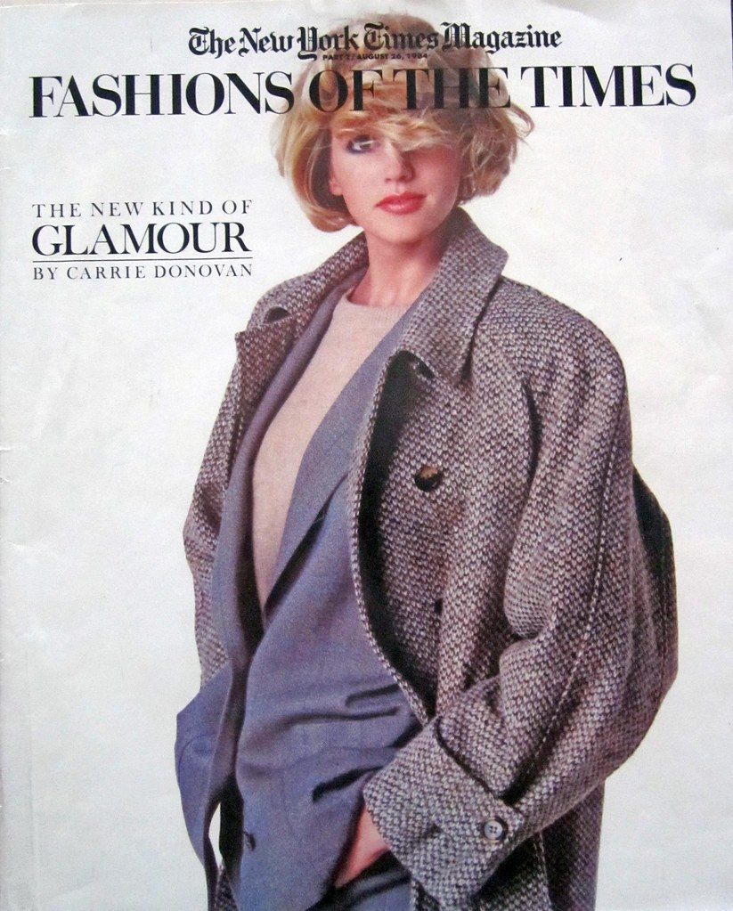 1984 Fashion of the Times