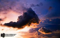 Brumas de vero (Mrcio Anderson) Tags: sky color brasil clouds cores 3d nikon cu noturna contraste nuvens d200 abstrato fotgrafo piaui amador anoitecer ppc piau grafismo teresina bruma 2011 brumas nikond200 18135mm mrcioanderson fotgrafoamador piauphotoclube