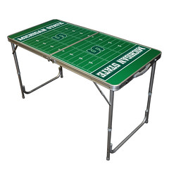 Michigan State TailGate Table