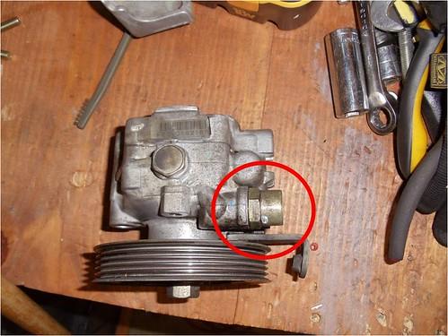 DIY stainless steel ( SS ) powersteering lines - Subaru ...