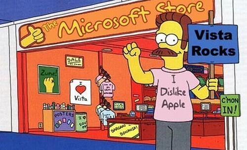 Labai piktas Microsoft fanas apie patį Microsoft galą..?