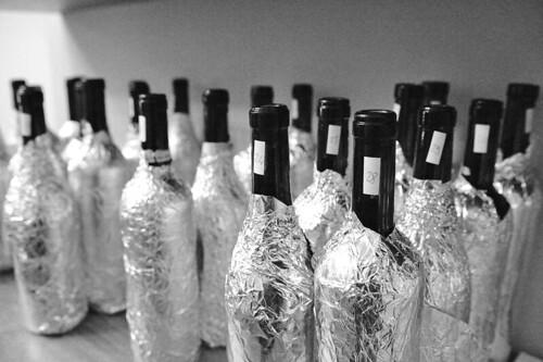 bottiglie degustazione