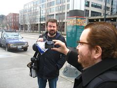 Jeffrey snaps Tom
