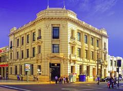 Antofagasta Chile - Banco Estado Frontis Calles Prat con Sn. Martín (Victorddt) Tags: chile photoshop arquitectura edificio sonycybershot antofagasta bancoestado topazlabs topazadjust