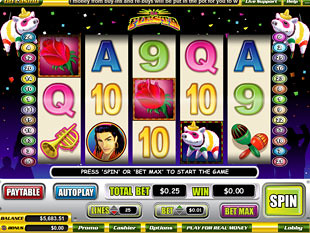 La Fiesta slot game online review