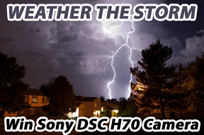 Weather the Storm Photo Contest - Thanks to Commercial Roofing photo 1