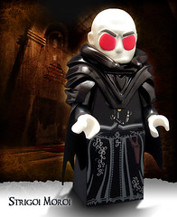 Strigoi Moroi (Morgan190) Tags: halloween monster scary lego spirit vampire nosferatu ghost folklore dracula haunted creepy romania minifig custom phantom mythology myth fisherprice m19 minifigure mrfreeze morgan19 morgan190