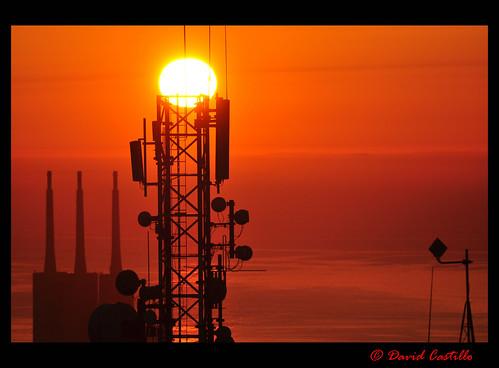 SortidazZ Bunker David Castillo Tags barcelona sol sunrise nikon
