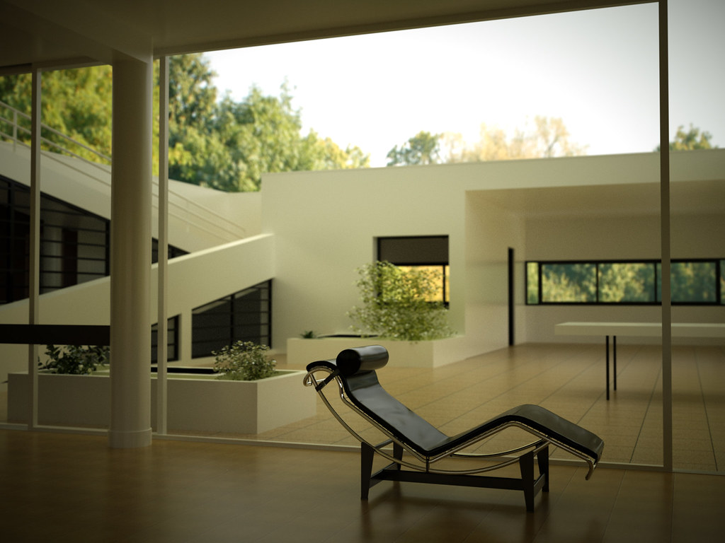 Villa Savoye Floor Plan The Gallery For Gt Villa Savoye Interior