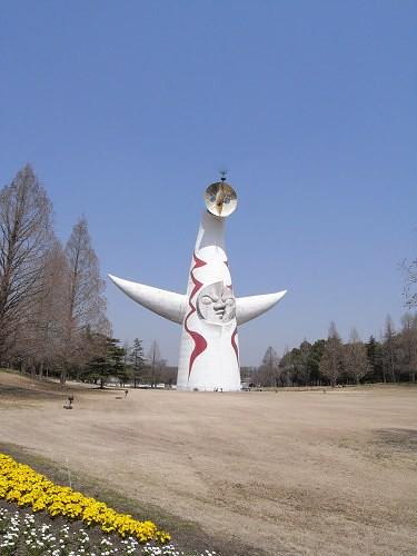 太陽の塔@万博記念公園-14