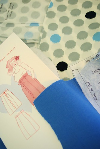 Beignet Fabric & Lining