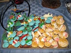 The Little Mermaid - dessert division