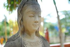 "Kuan Yin: ""She Who Hears the Cries of the World"" (lejaclyn) Tags: woman smiling statue asian thailand religious temple spring worship asia asien southeastasia buddha buddhist goddess compassion tailandia buddhism thalande asie southeast spiritual yin bodhisattva kuanyin thailandia kanchanaburi kuan guanyin    avalokiteshvara   universalmother  thilan"