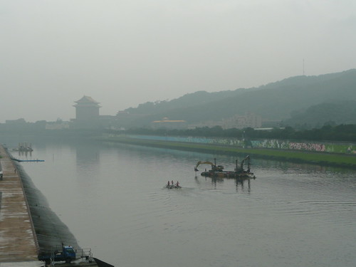 The River Shrouded in Mist