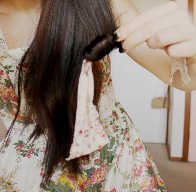 rag hair c