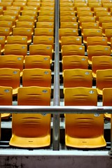 IMG_8223 (vonSchnitzenberg) Tags: guangzhou yellow chair asia stadium seat games seats seating eaat