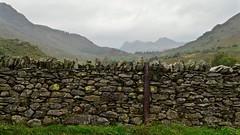 Stonewall (_J @BRX) Tags: drystonewall stonewall wrynosepass roadtrip sky mountains rain stream lakedistrict nationalpark cumbria england uk september2016 summer