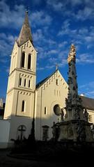 MDW02 (DLMDW) Tags: hungary magyarorszg veszprm szenthromsg szobor templom