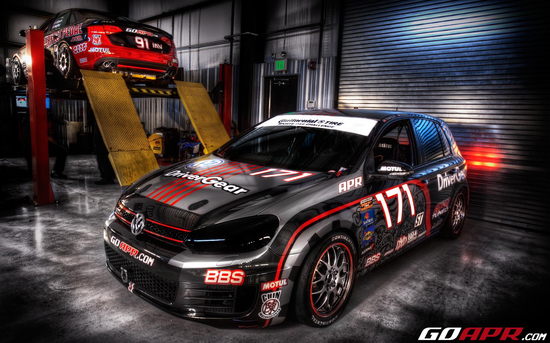 APR Motorsport 2011 Season MK6 GTI Apr