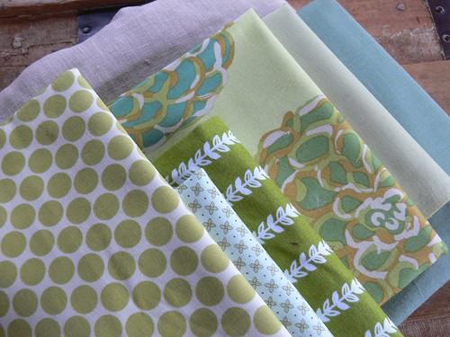 Jenny: New Fabric!