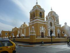 P1170979 (Michael Afar) Tags: building peru church libertad la cathedral catedral iglesia igreja fachada faade trujillo edificao edificacin
