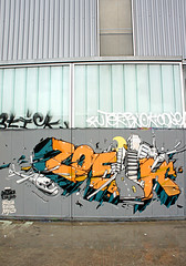 (zoercsx) Tags: street city orange graffiti style helicopter pixel lille aerosol simple b612 csx shure zoer deko ensu kryo peams