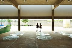 Escola em Campinas (FADB) Tags: brazil art arquitetura brasil architecture de arquitectura arte sp fernando marta escola milton em campinas braga franco mello moreira mmbb fde