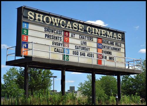 Warwick Mall Showcase Cinema 51