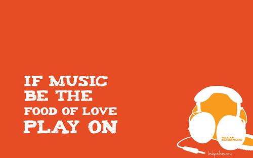 Play On (orange) - desktop
