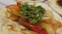 perla taqueria - tacos shrimp asados