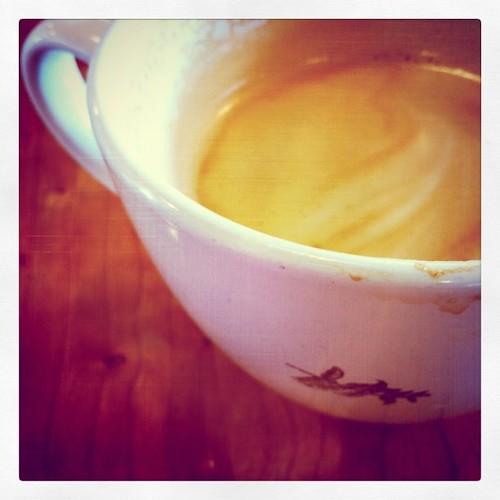 Mmm, coffee