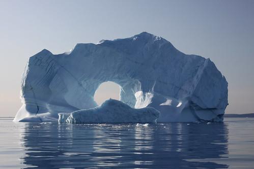 [フリー画像] 自然・風景, 氷河・氷山, グリーンランド, 201102010700